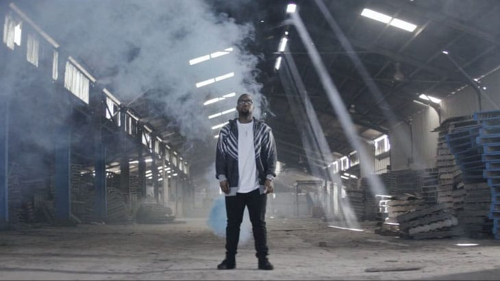 'Mr Madumane (Big $pendah) ' Cassper Nyovest music video, directed by Kyle Lewis